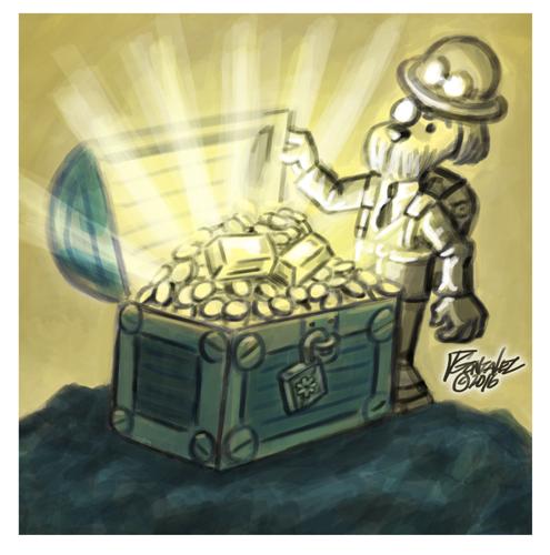 Steampunk Treasure