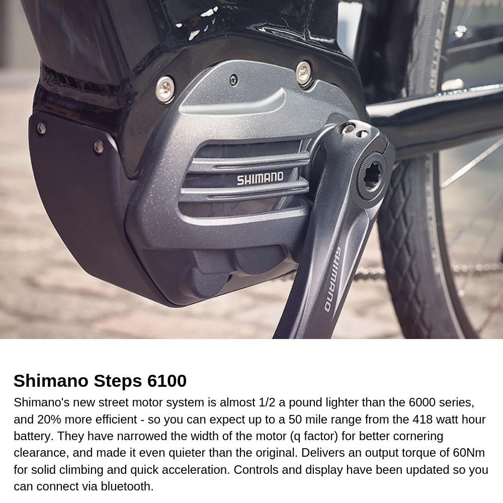 Shimano STePs — ElectriCityBikes