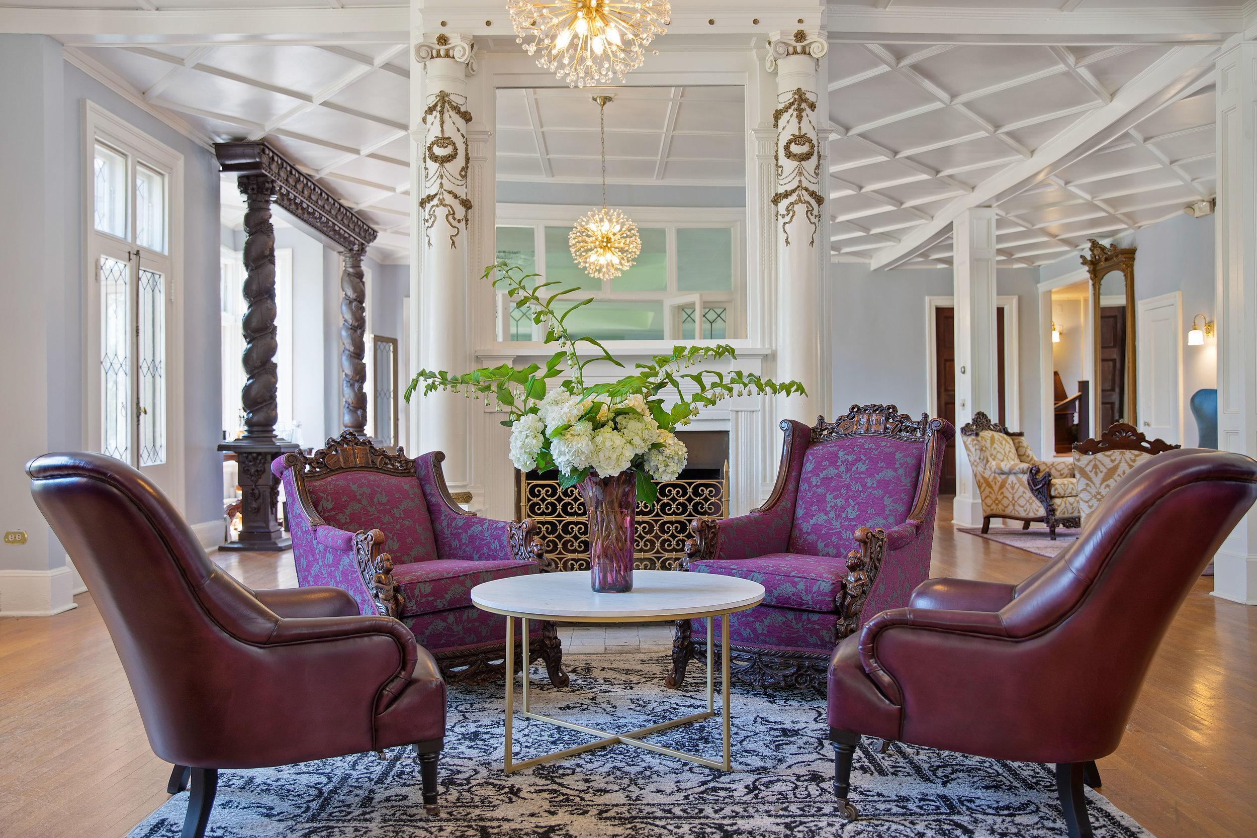 42.jpg 4 chair Purple tall with chandelier.jpg