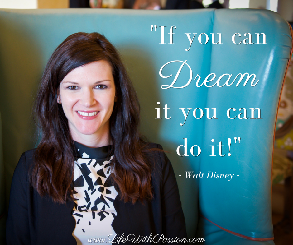 If you can dream it you can do it - Disney - Contact.png