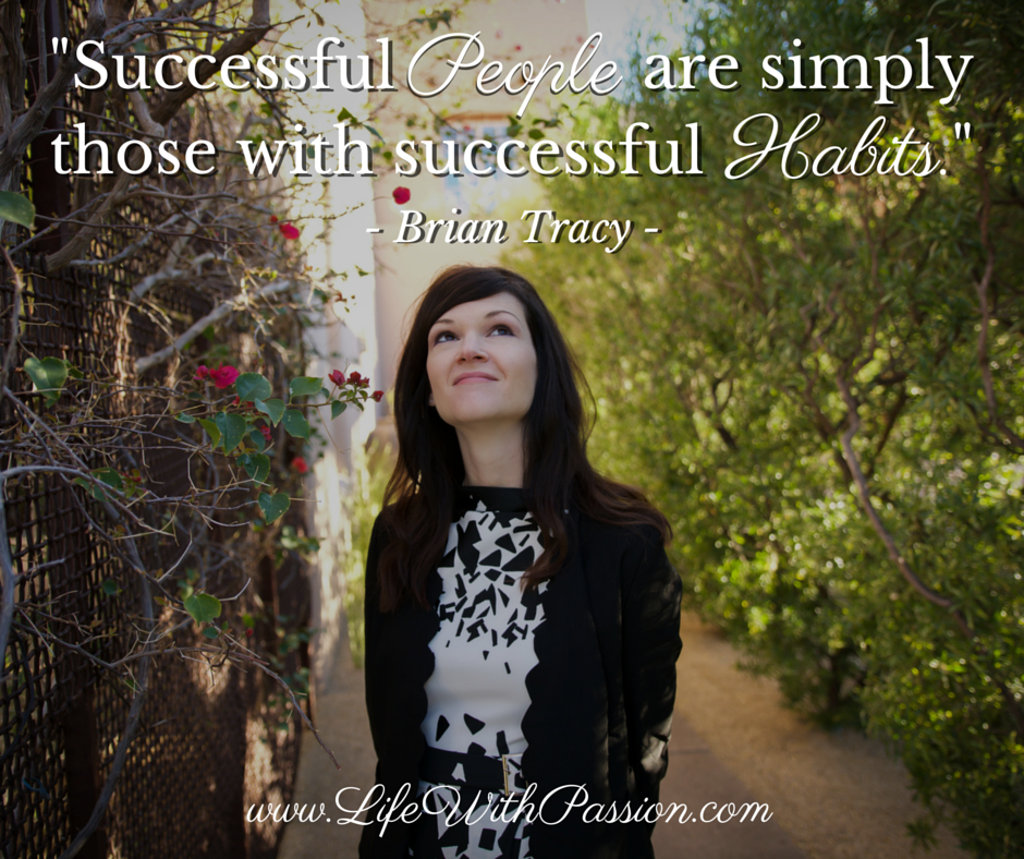 Successful people, successful habits. - Brian Tracy - Contact.png