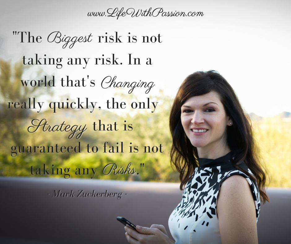 The biggest risk is not taking any risk - Zuckerberg - Contact.png