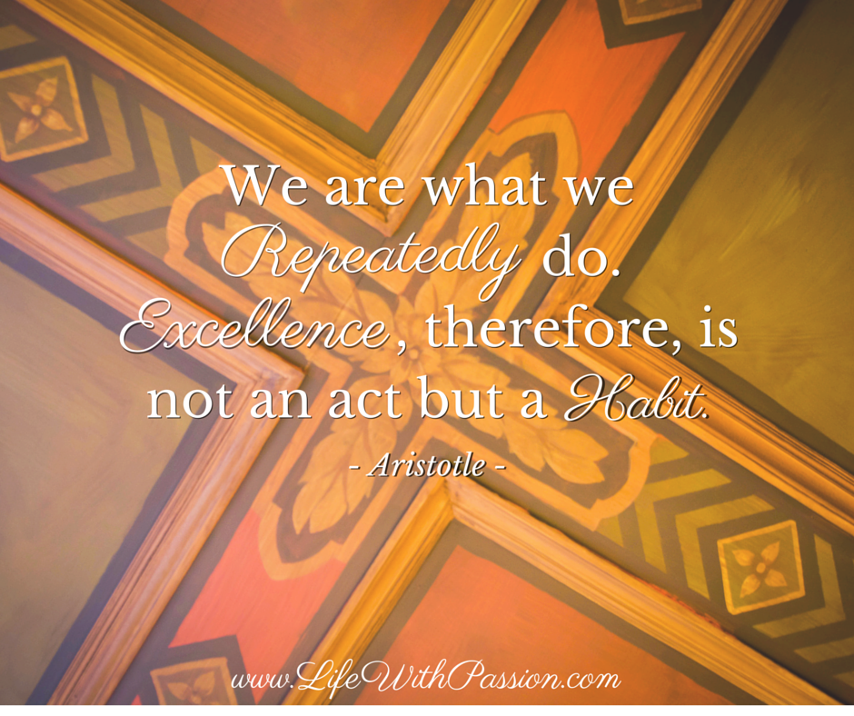 We are what we repeatedly do - Aristotle - Contact.png