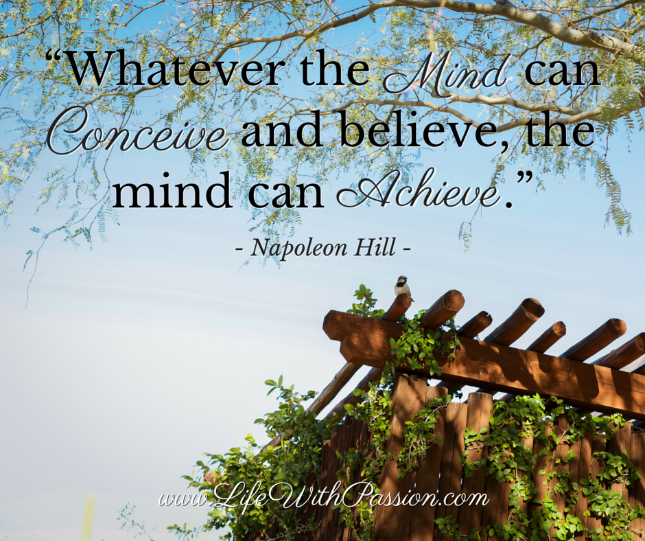 Whatever the mind can conceive and believe, the mind can achieve - Hill - Contact.png