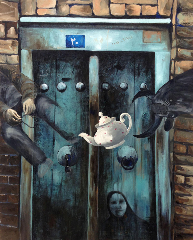 Nina_Ghanbarzadeh_The Blue Door.jpg