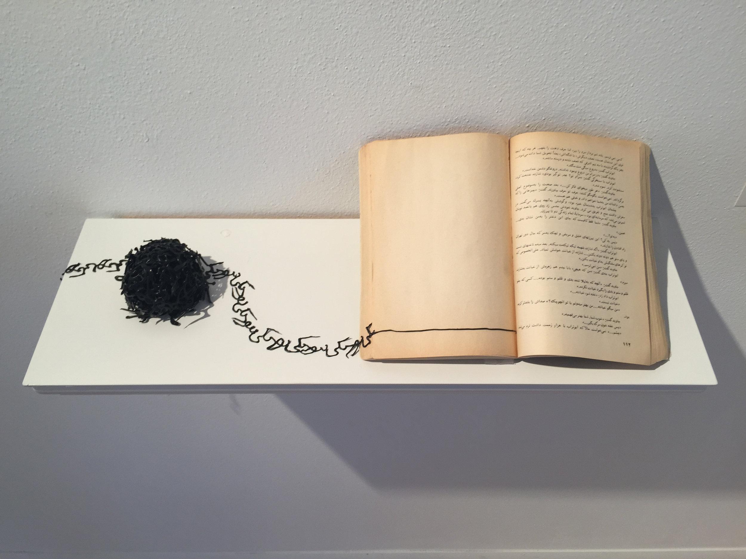 Decomposing a novel, 2015