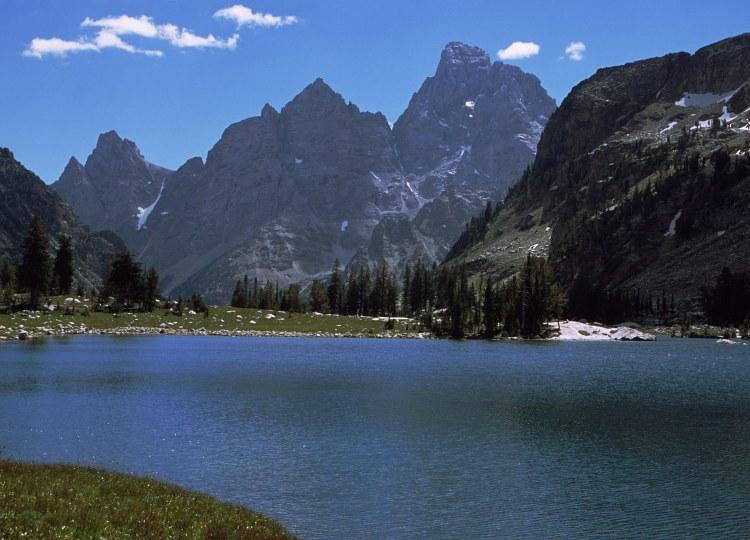 Lake Solitude, WY