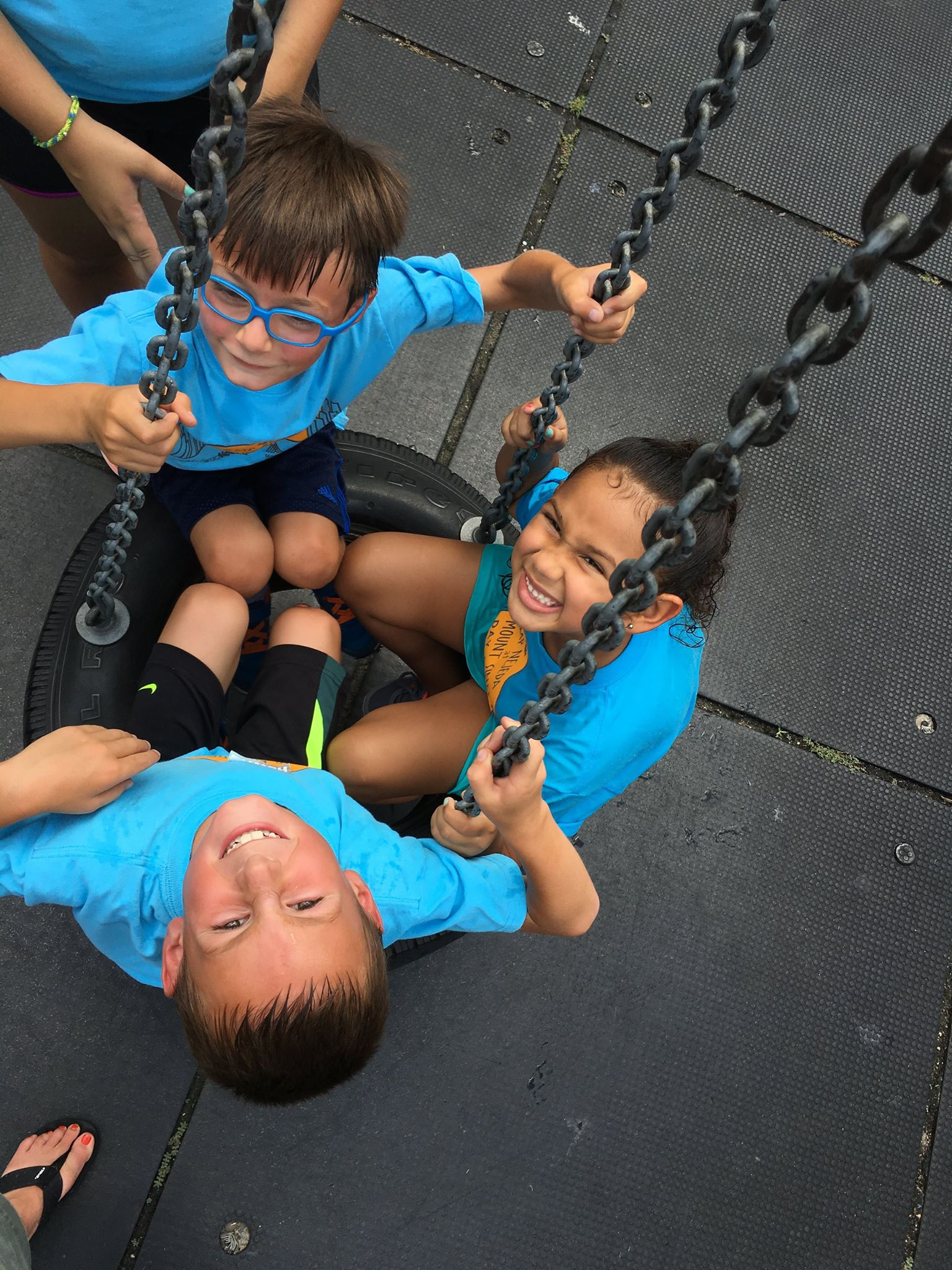 New York City Day Camp - August 2016
