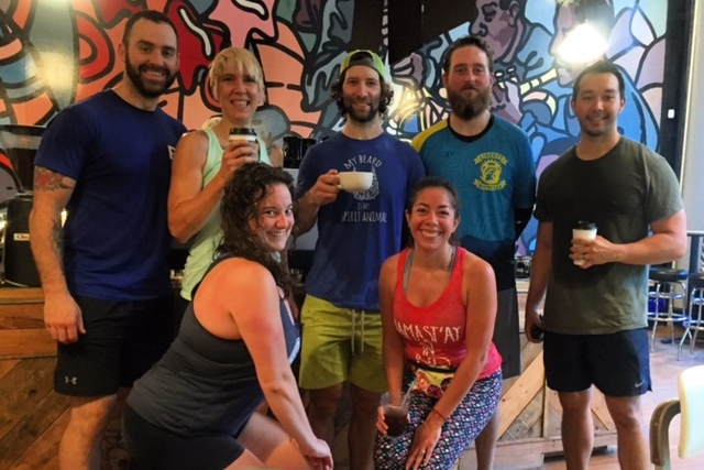 Cardio & Coffee Club - Every Tuesday morning at 6am me and the crew meet up at one of Asheville's local cafes to start our 4-5 mile run through the streets of downtown. Come join us for a casual stroll followed by coffee and fellowship before thanking on your day. Be prepared for an adventure.Facebook @McHonePerformanceTraining for the the coffee shop of the week.