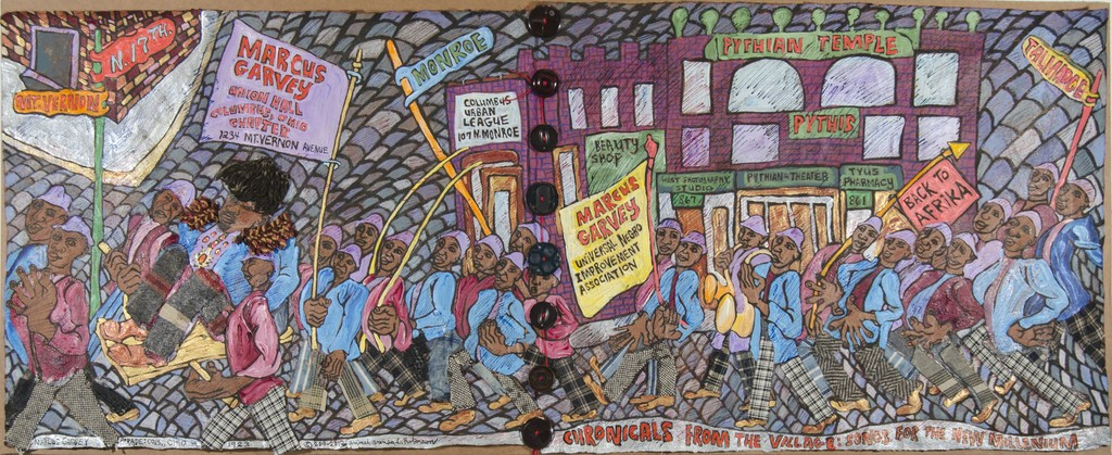 Chronicles from the Village Series: Marcus Garvey Parade , 2010-2012