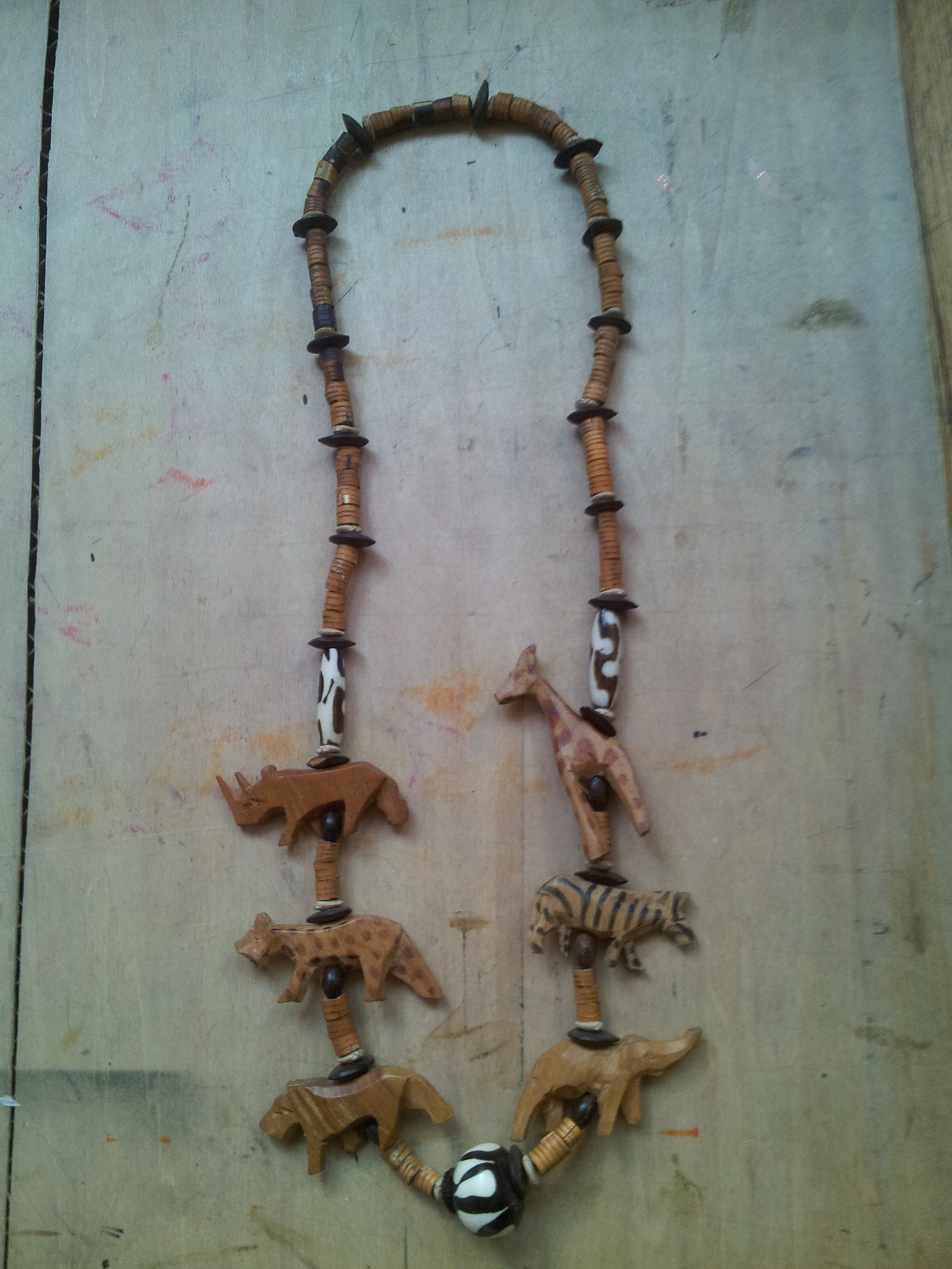 The Zoo Necklace