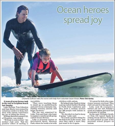 Ocean-heroes