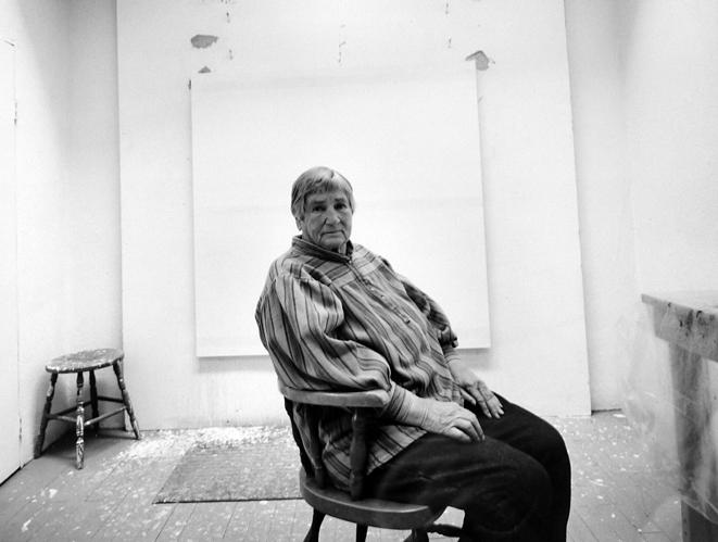 Agnes Martin Retrospective | LACMA