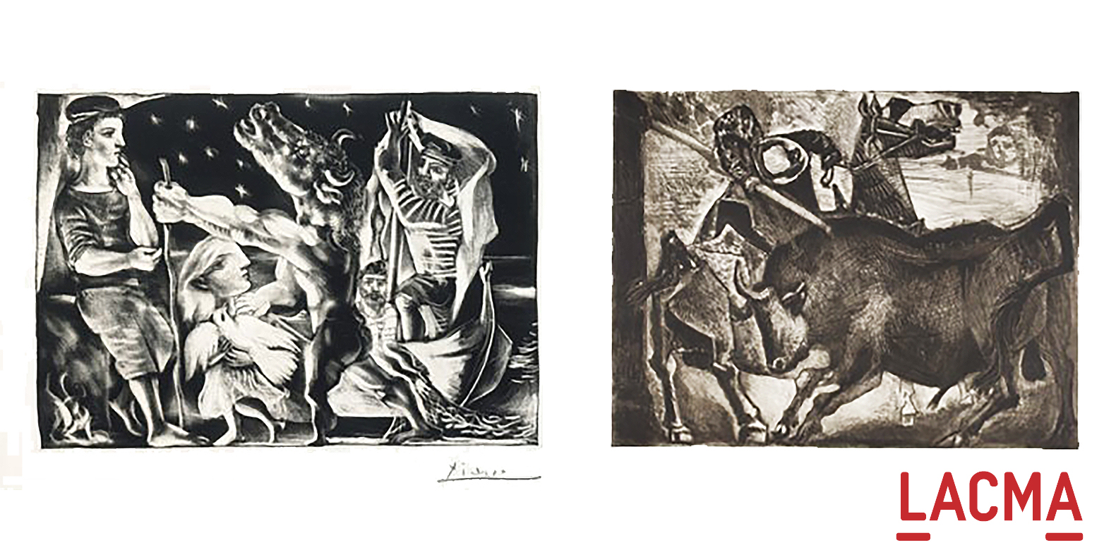 Picasso and his Printers | LACMA