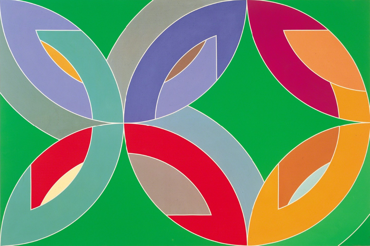 Frank Stella: A Retrospective | de Young Museum