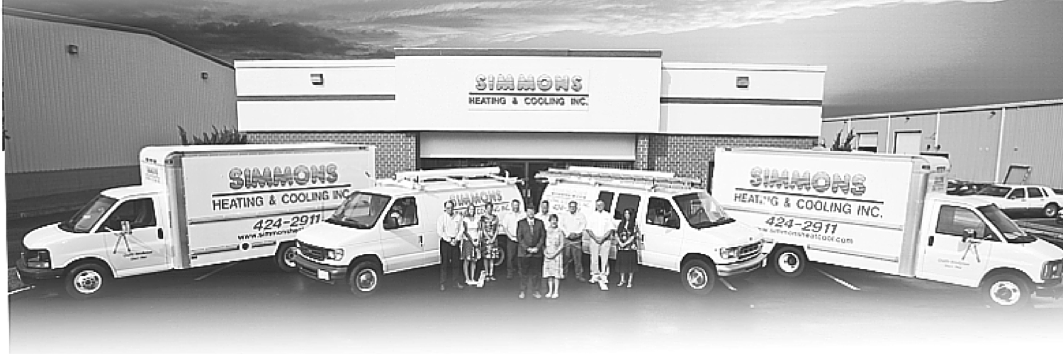 Simmons Heating and AC Repair Service Team