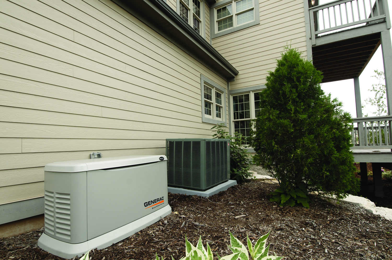 Generac Generator Installation by Simmons Heating and Cooling