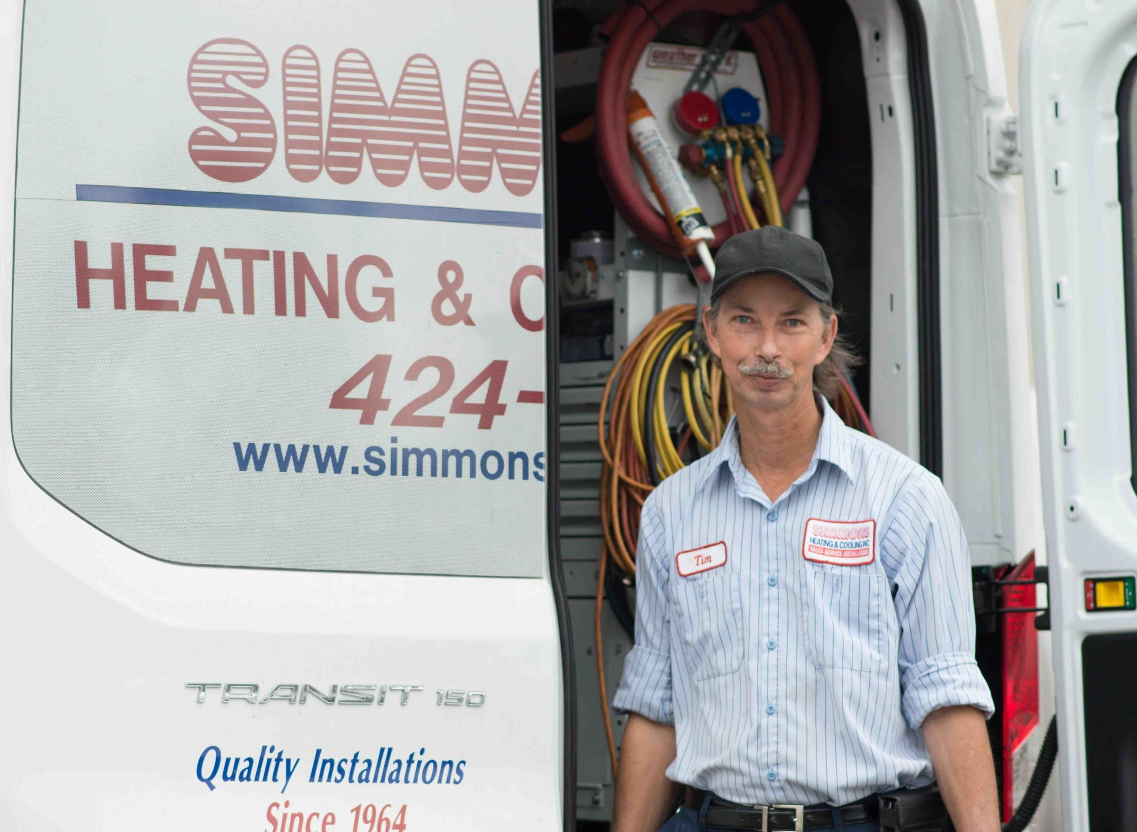 tIM cARTER - SERVICE TECHNICIAN