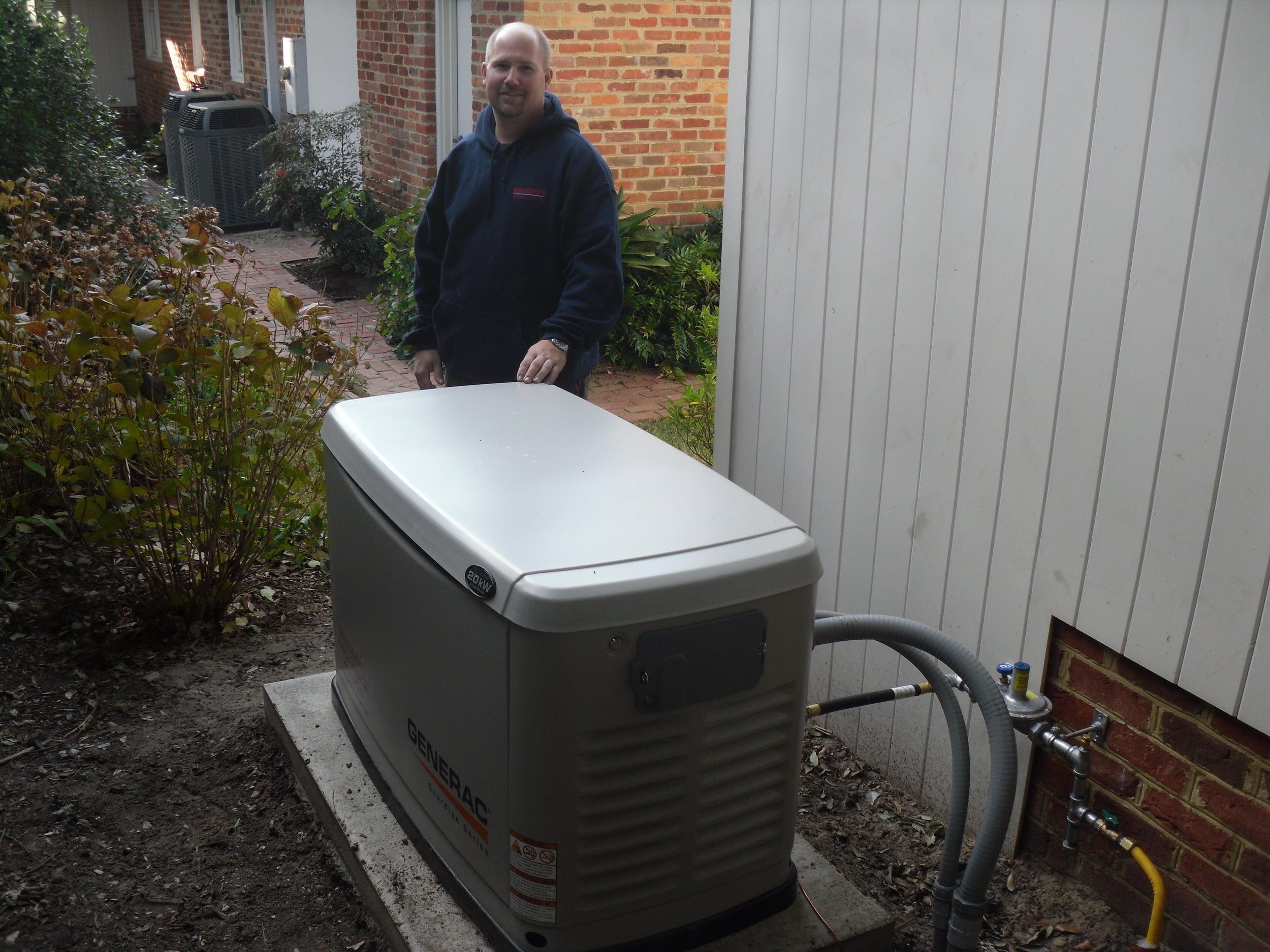 20kw Remote Generator