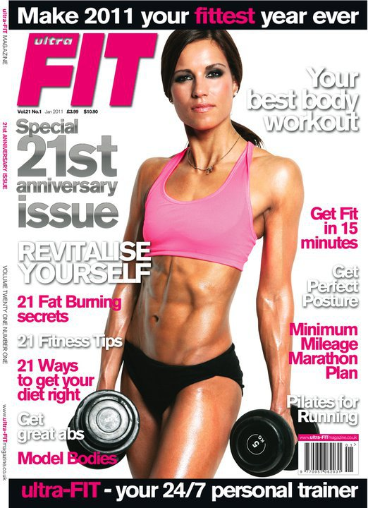 Linn Hansen - Ultra-FIT magazine cover.jpg