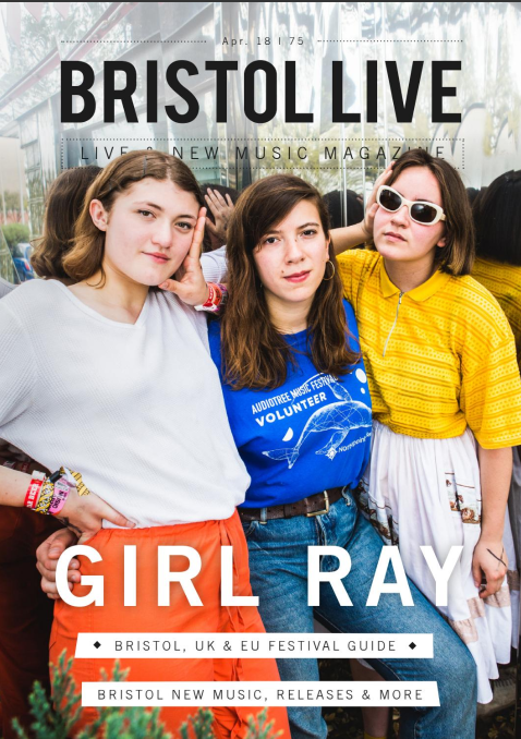 Girl Ray - Bristol Live Mag cover.png