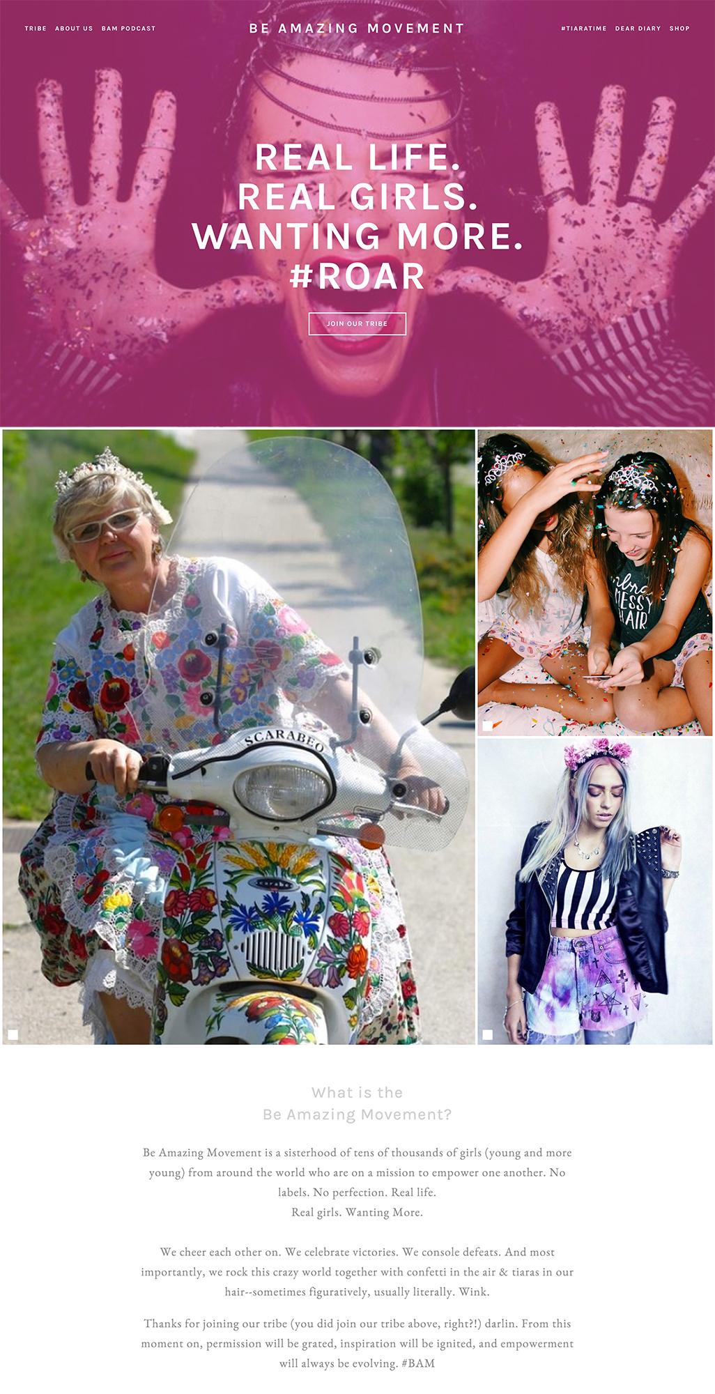 @beamazingmovement - Girl Tribe21.7k followers