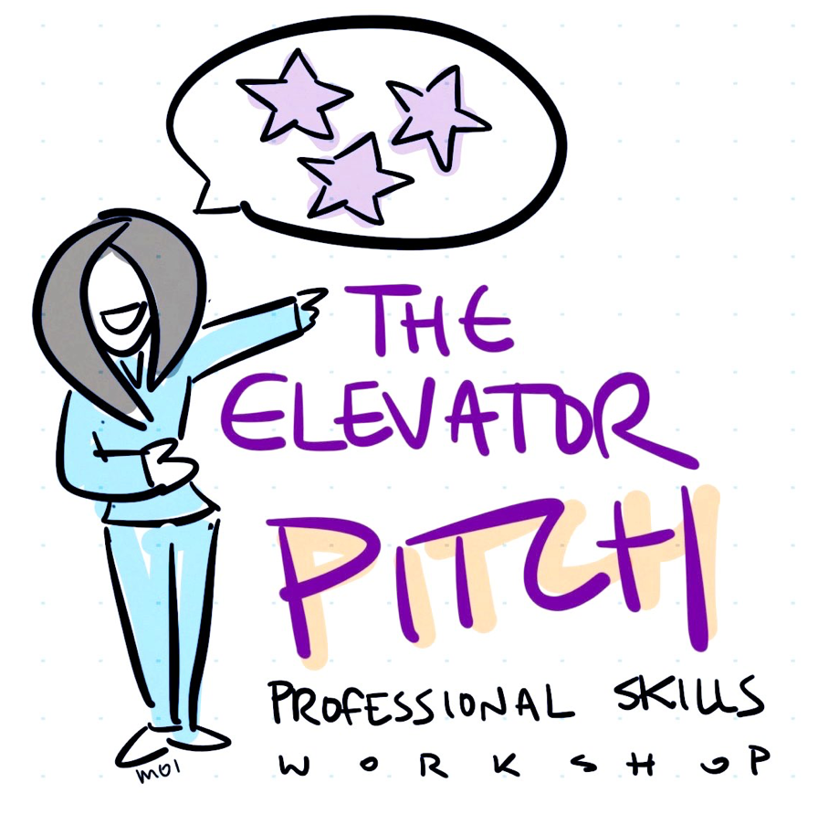 How to Perfect Your Elevator Pitch - Start time 6min