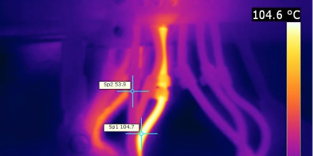 Thermographic survey - Electrical