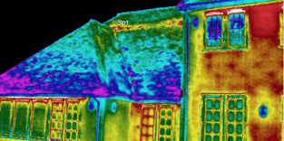 Thermographic survey - Building