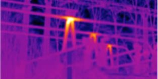 Thermographic survey - HV Power