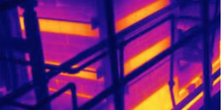 Thermographic survey - Refractory