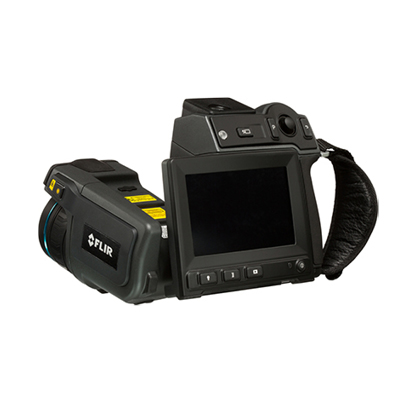 FLIR T640 - Electrical SurveysMechanical SurveysMarine SurveysHV Power SurveysRefractory SurveysPetrochemicalsEquine DiagnosesResearch and DevelopmentFilm and Video Production