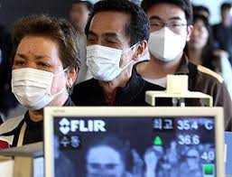 swine flu thermal camera technology