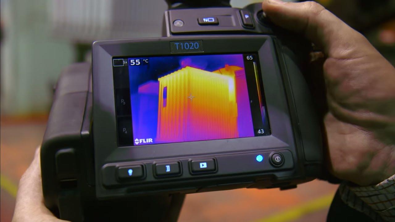 thermal camera help