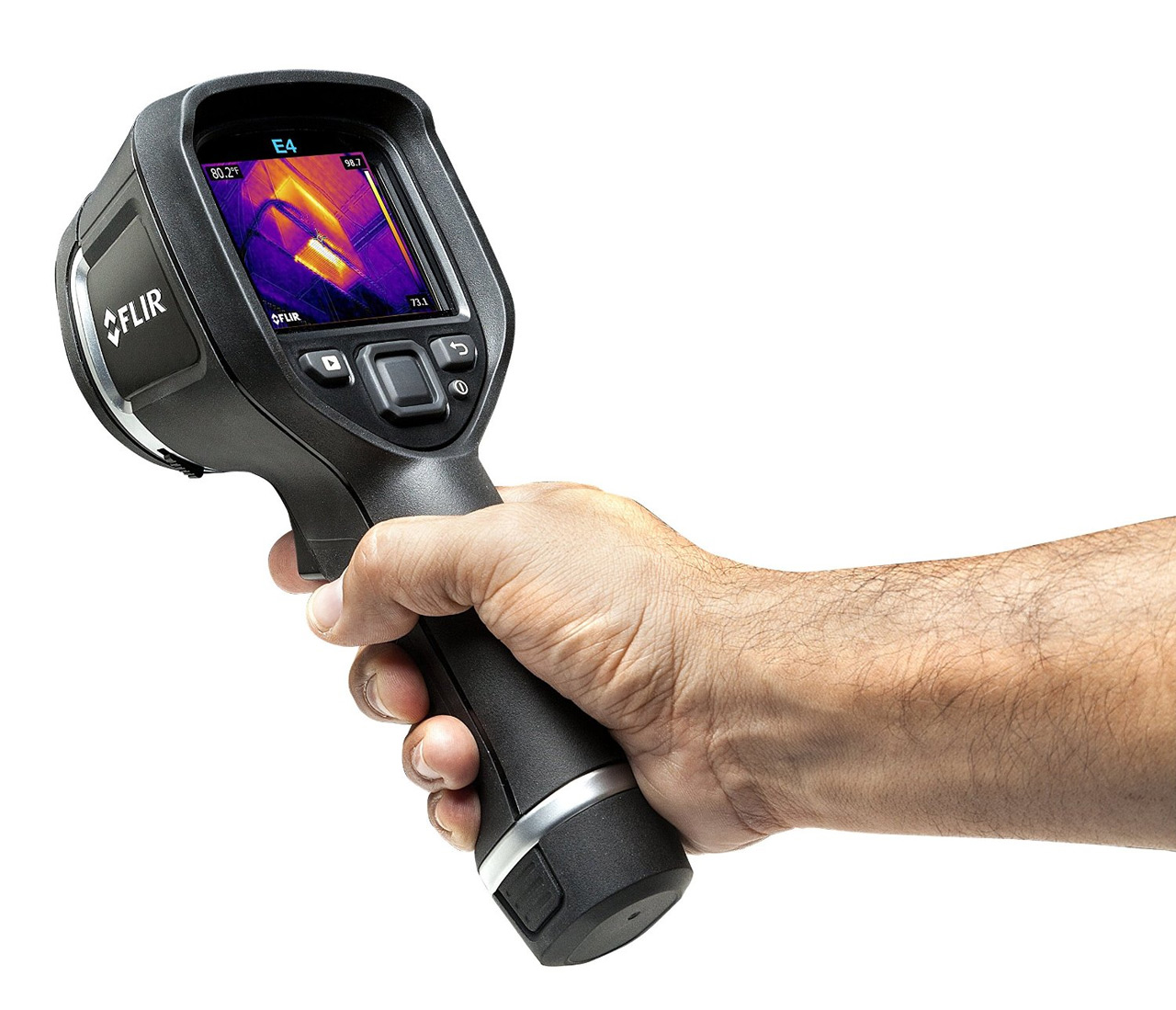 thermal camera help and advice