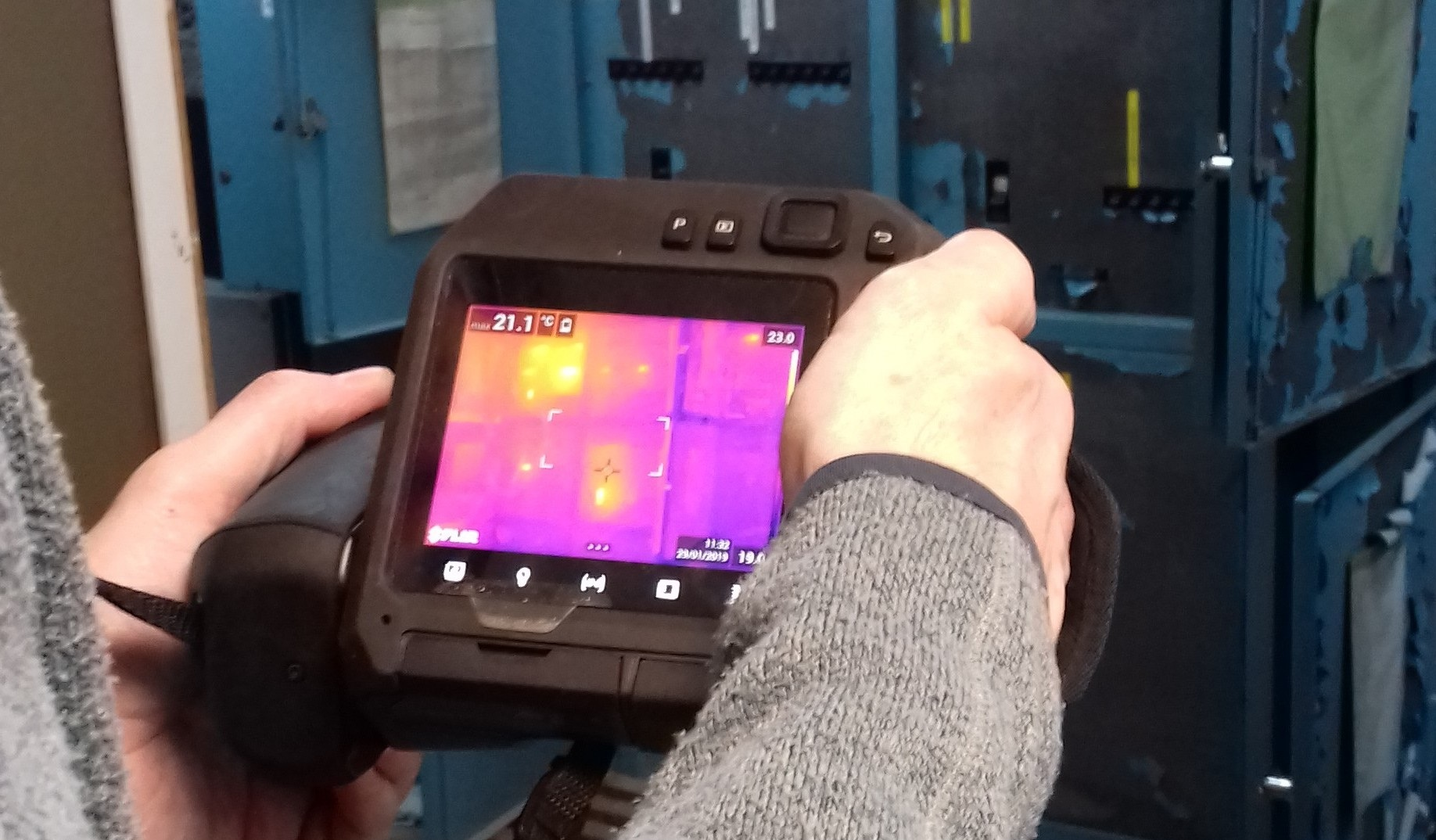 Following some basic principles can help you complete your    thermal survey   .