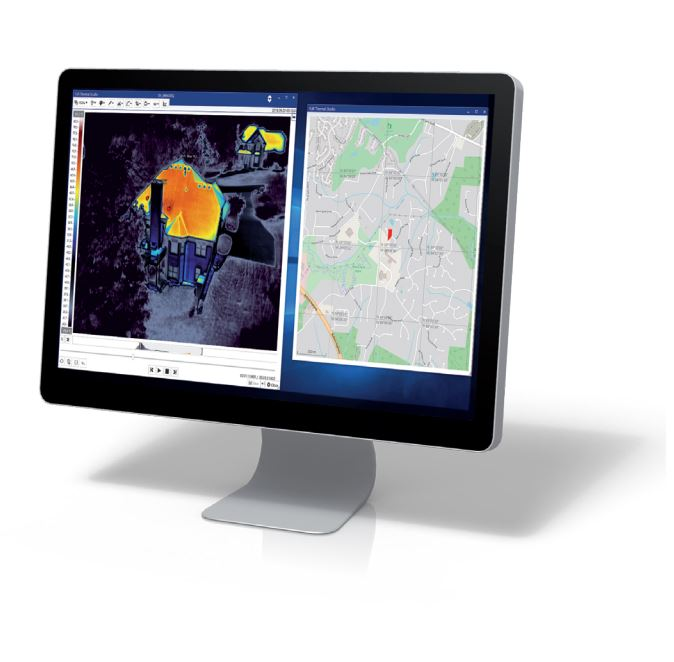 FLIR Thermal Studio - FLIR Thermal Studio is our most advanced reporting software, designed to manage thousands of thermal images and videos at a time and provide the advanced processing capabilities needed to significantly streamline workflow and increase productivity. This software automates report design and composition features to enable users to easily provide customers with professional reports.
