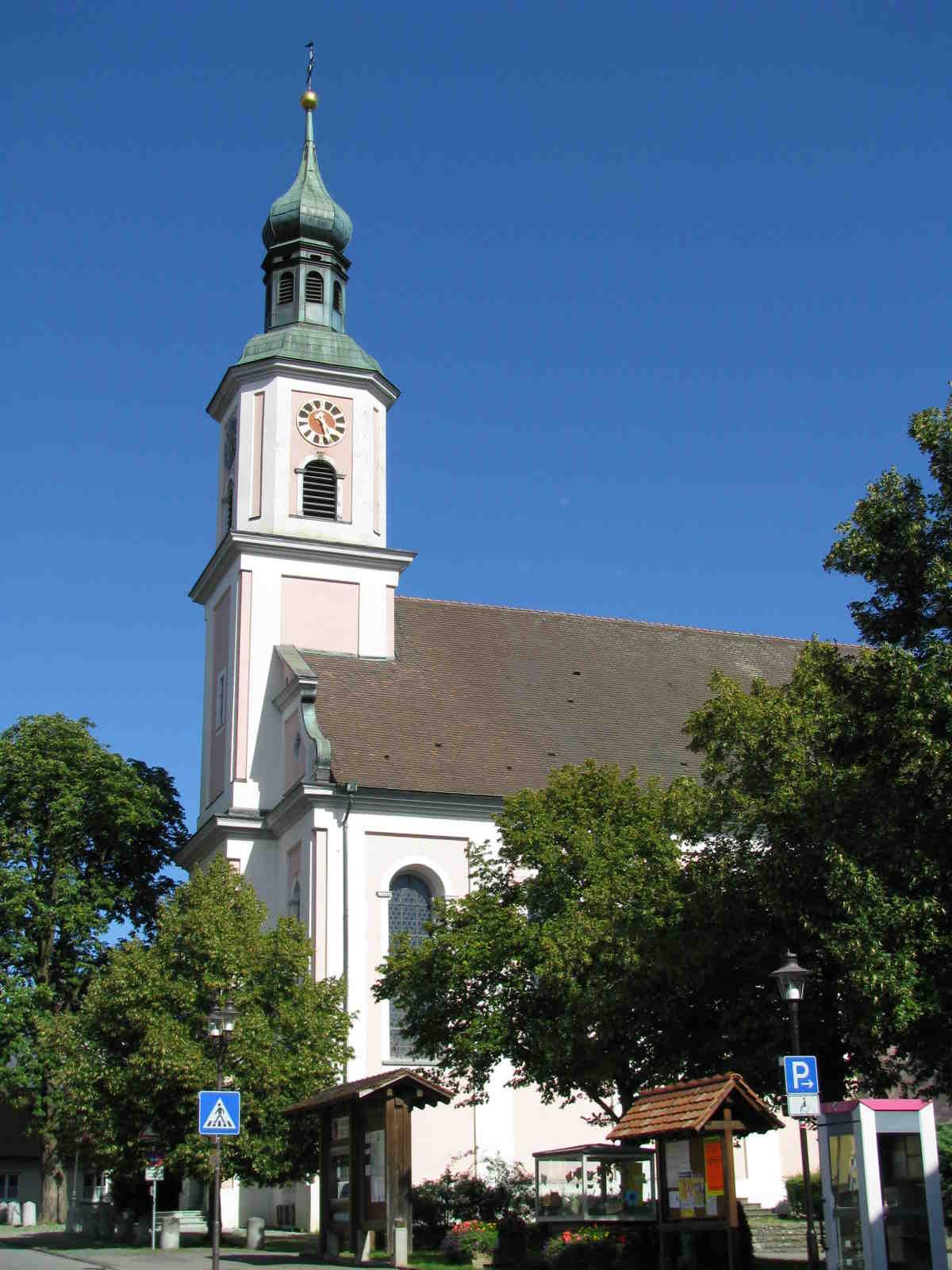 Katholische Kirche in Hilzingen