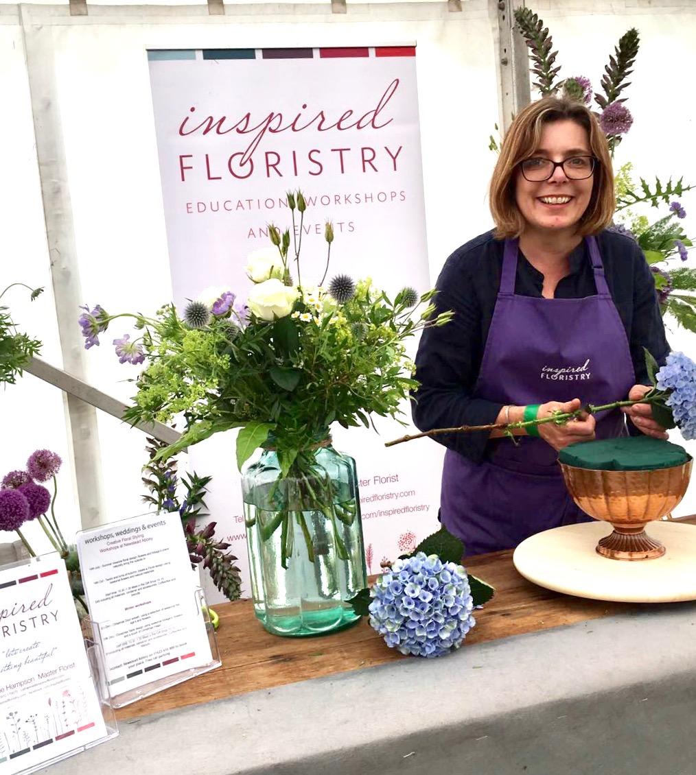 Catherine Hampson Master Florist