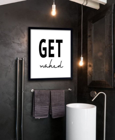 Get Naked Printable from  Dantell