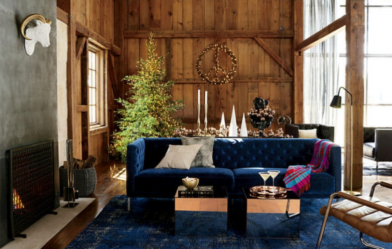 Savile Mariner Sofa from CB2