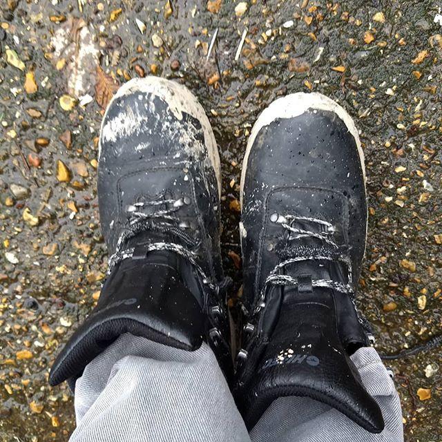 South coast mud situation.