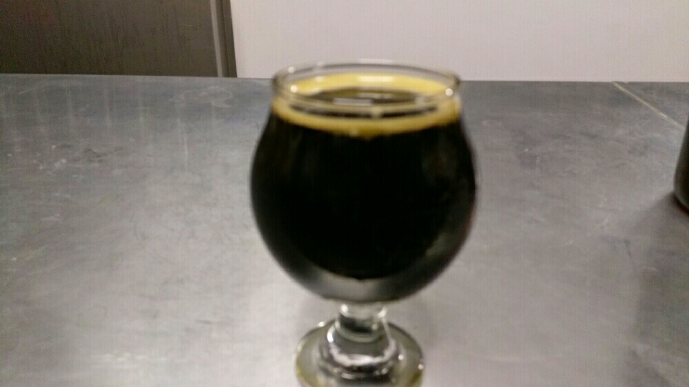 A delicious local brew served right in the brewery. Under this section of the ACA, you may not be able to purchase this at a chain restaurant in the near future.