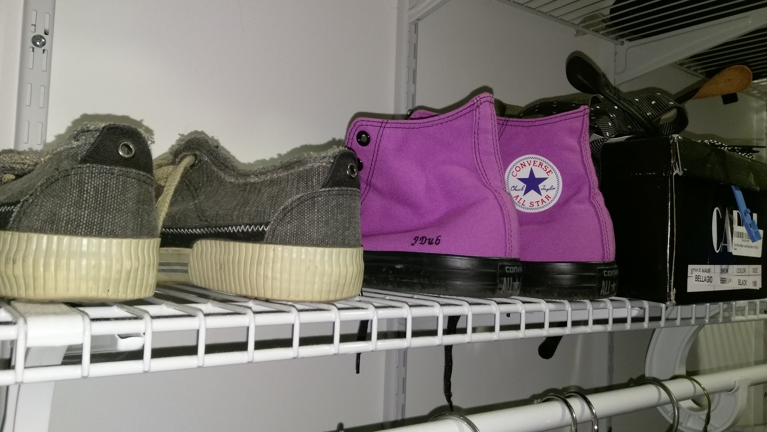 Special shoe rack