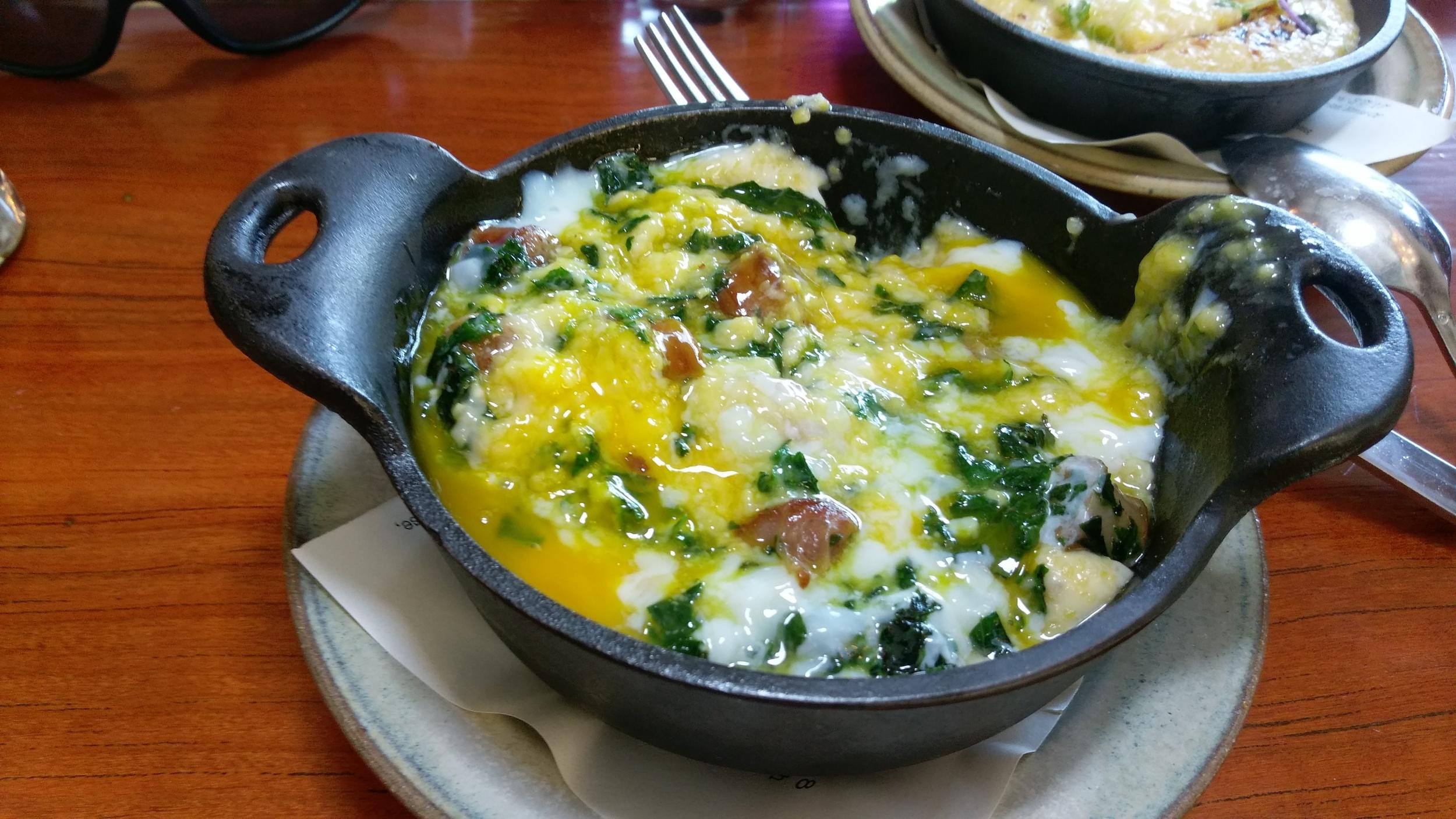 The Southern Breakfast basket