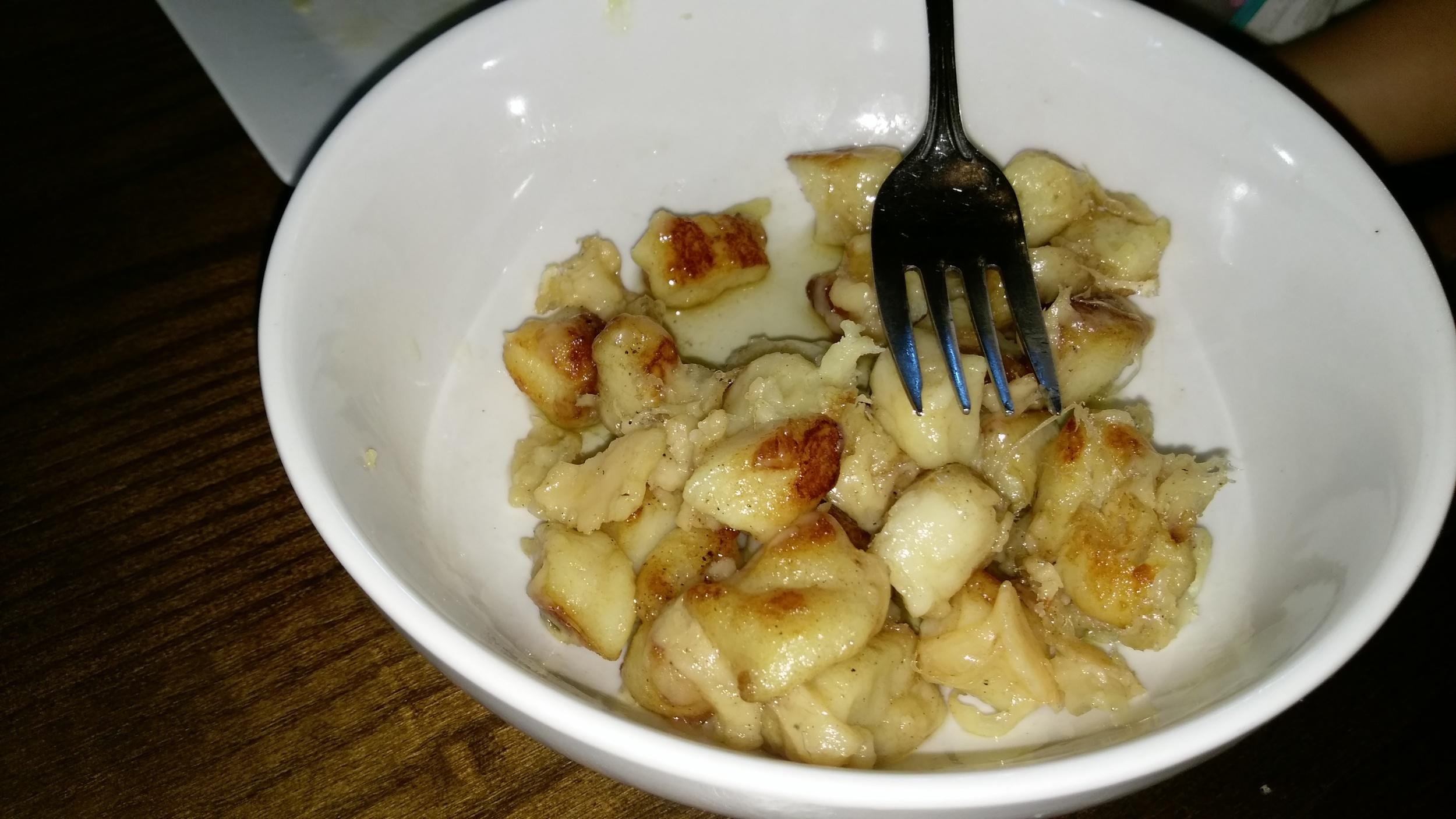 Cece's potato pasta