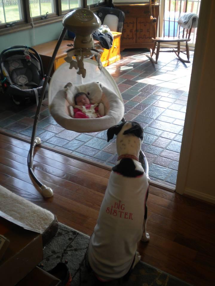 Bellie meets Cece