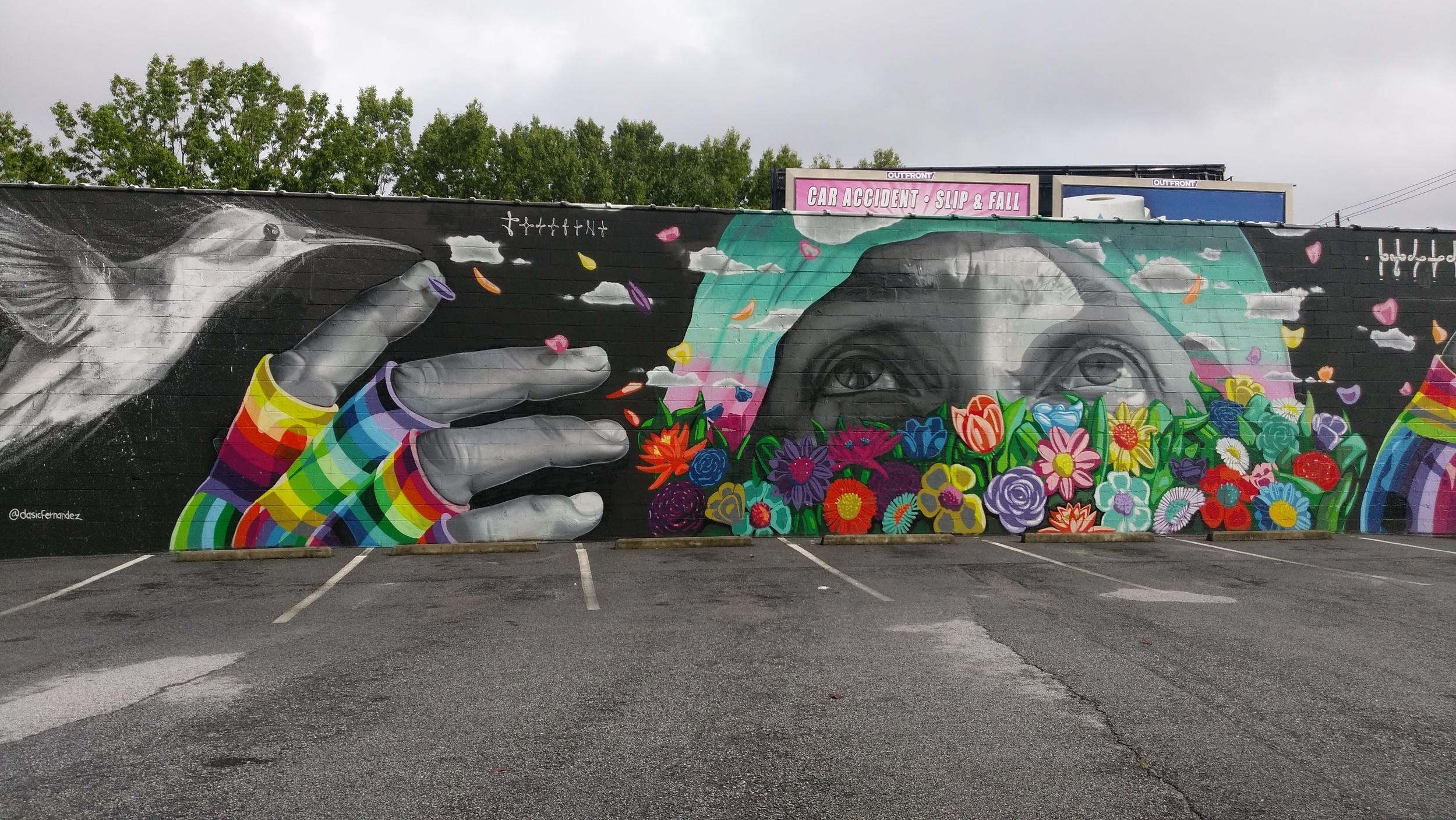 Art around Atlanta