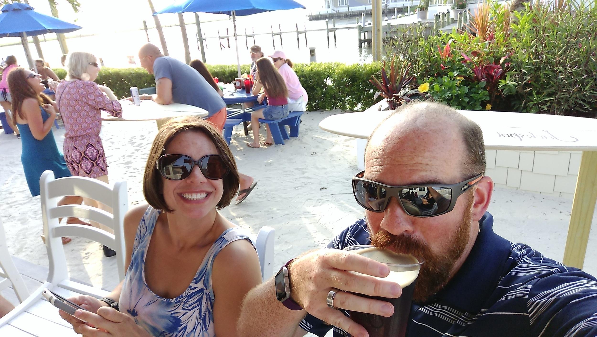Drinks at the Jackspot