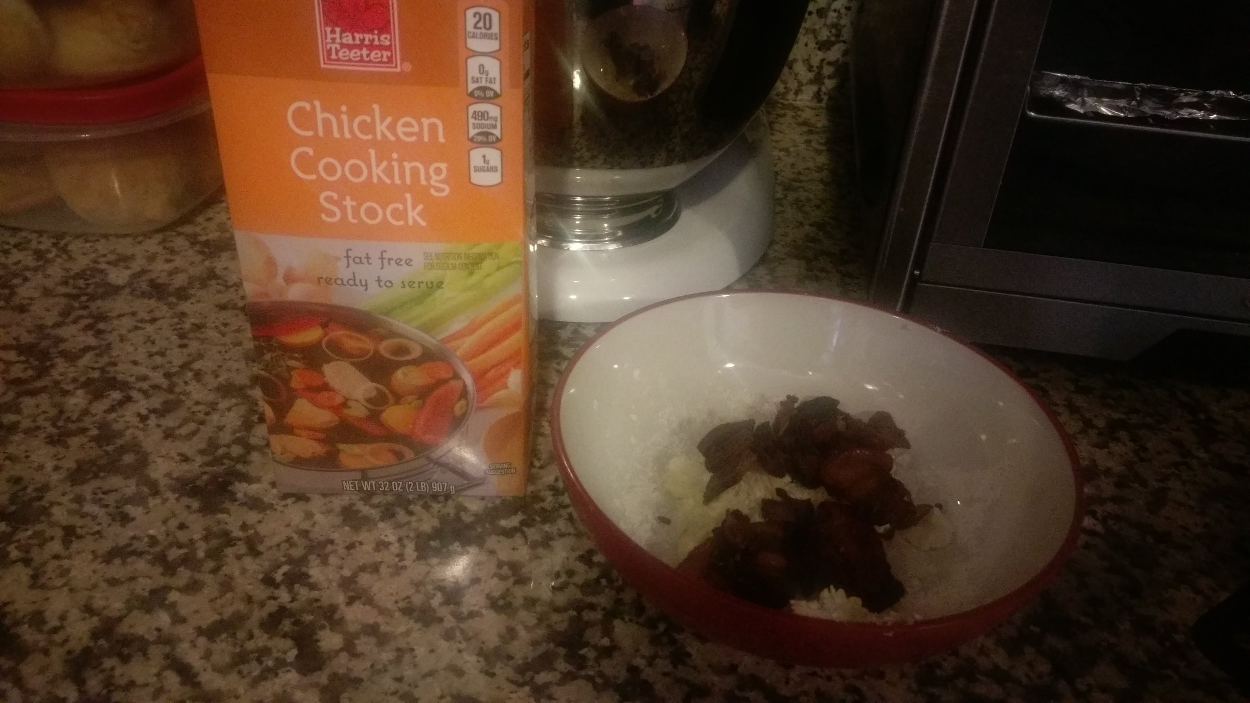 Gravy-making ingredients